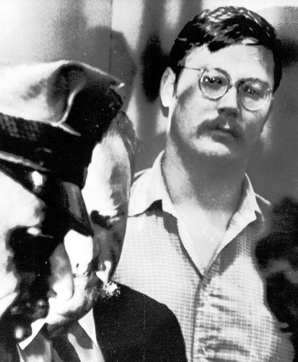 "<div class=""meta image-caption""><div class=""origin-logo origin-image ap""><span>AP</span></div><span class=""caption-text"">Edmund Kemper (The Co-ed Killer): Found guilty of eight murders in California in the 1970s -- six female hitchhikers, his mother and her friend. Sentenced to life in prison. (AP)</span></div>"