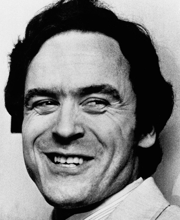 "<div class=""meta image-caption""><div class=""origin-logo origin-image ap""><span>AP</span></div><span class=""caption-text"">Ted Bundy: Raped and murdered young women in several states during the 1970s. Executed in Florida in 1989. (AP)</span></div>"
