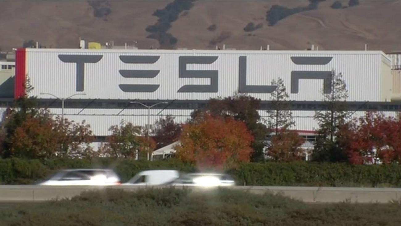 Palo Alto-based Tesla