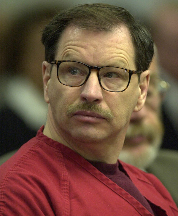 "<div class=""meta image-caption""><div class=""origin-logo origin-image ap""><span>AP</span></div><span class=""caption-text"">Gary Ridgway (The Green River Killer): Pleaded guilty to 48 counts of murder during the 1980s and 90s, although later claimed to as many as 75-80 women. Serving a life sentence. (AP)</span></div>"