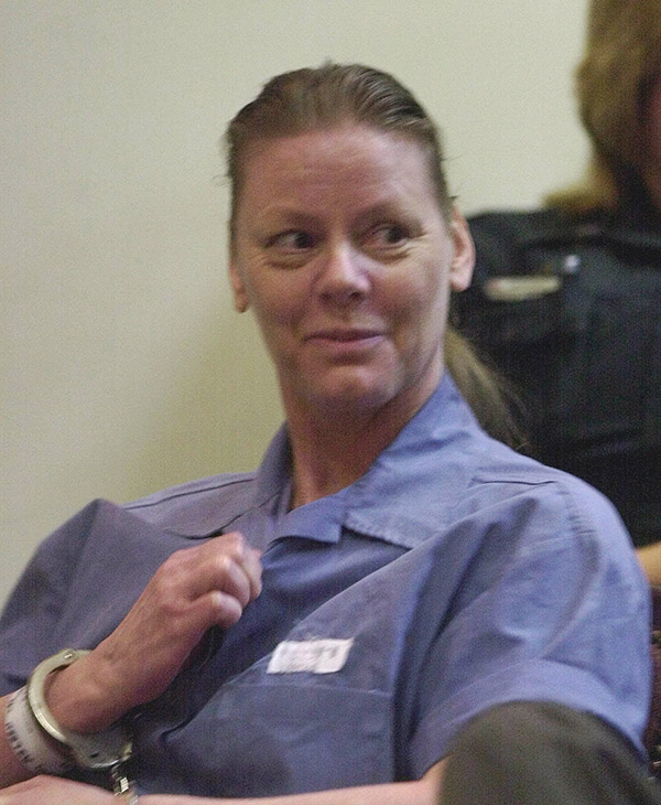 "<div class=""meta image-caption""><div class=""origin-logo origin-image ap""><span>AP</span></div><span class=""caption-text"">Aileen Wuornos: Killed seven men in Florida between 1989 and 1990. Executed in 2002. (AP)</span></div>"