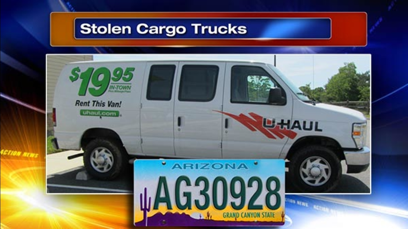 Missing cargo trucks raise alarms amid weekend of city events