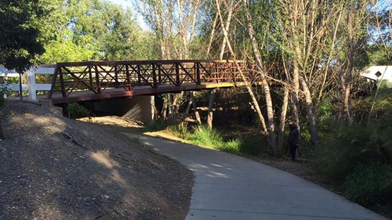 Arroyo Trail in Livermore