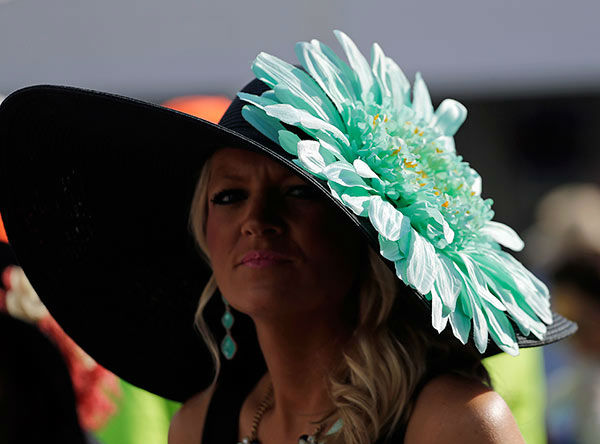 "<div class=""meta image-caption""><div class=""origin-logo origin-image none""><span>none</span></div><span class=""caption-text"">The scene at the Kentucky Derby on Saturday, May 2nd, 2015 (Photo/Jeff Roberson)</span></div>"