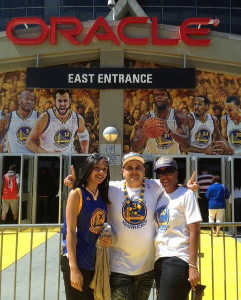 <div class='meta'><div class='origin-logo' data-origin='none'></div><span class='caption-text' data-credit='Photo sent to KGO-TV by @nevaehbbear/Instagram'>Golden State Warriors fans are showing off their #DubNation pride! Tag your photos on Facebook, Twitter, Google Plus, or Instagram using #DubOn7!</span></div>