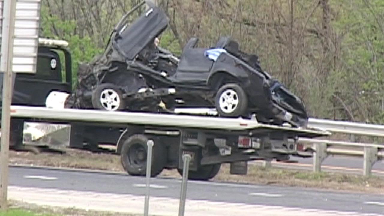 I-80 **JOLIET,IL** ROLLOVER ACCIDENT FORD EXPLORER - …
