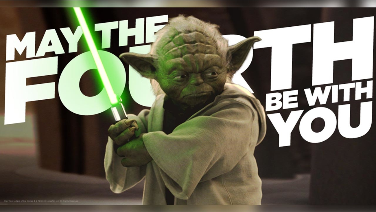 MAY THE FOURTH BE WITH YOU!' - Star Wars Trivia You Probably Don't Know -  ABC7 New York