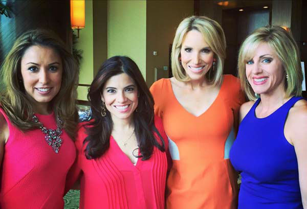 """<div class=""""meta image-caption""""><div class=""""origin-logo origin-image none""""><span>none</span></div><span class=""""caption-text"""">Some of the ABC-13 ladies at the Latin Women's Initiative Luncheon (KTRK Photo)</span></div>"""