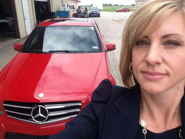 """<div class=""""meta image-caption""""><div class=""""origin-logo origin-image none""""><span>none</span></div><span class=""""caption-text"""">Jessica Willey before her test drive on how to prevent road rage accidents (KTRK Photo)</span></div>"""