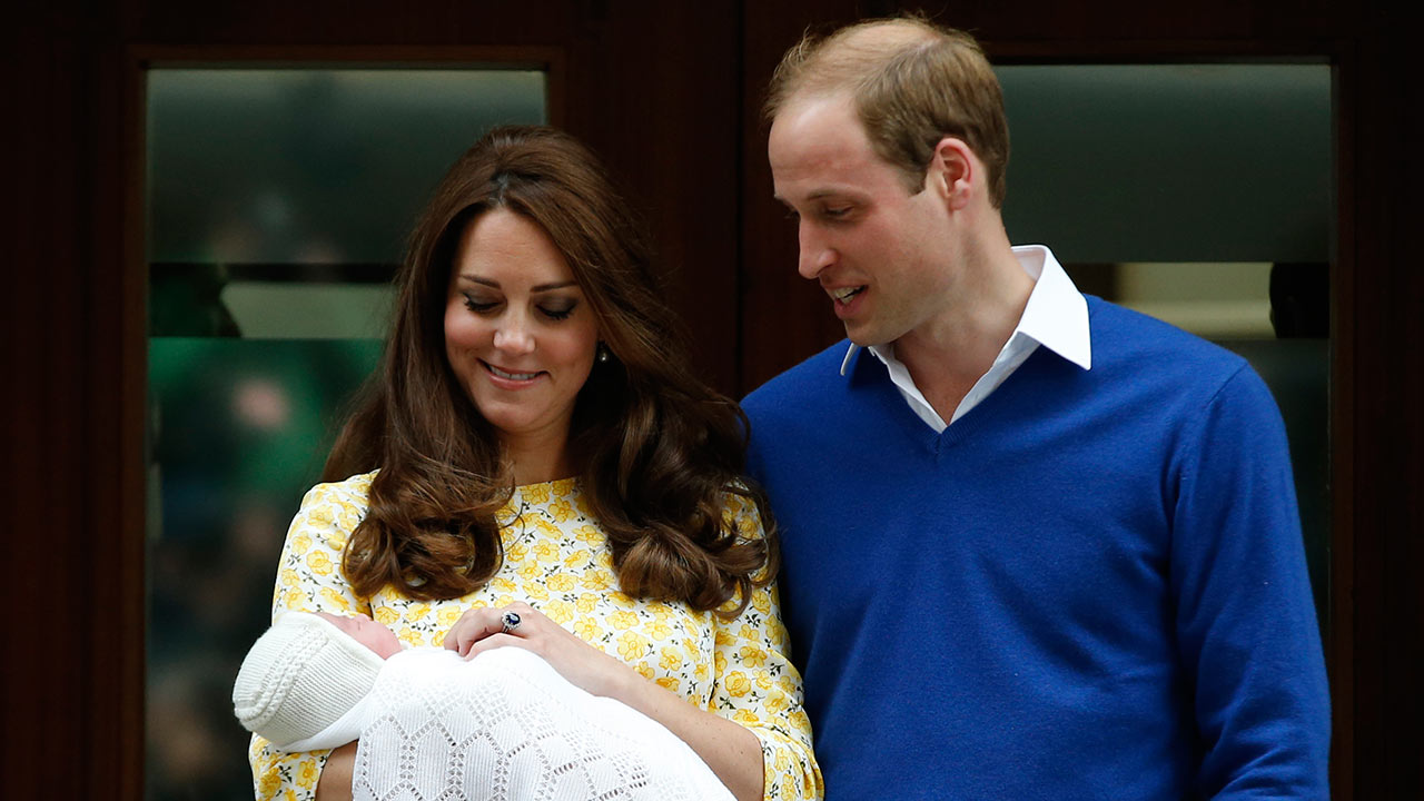 Royal Baby name