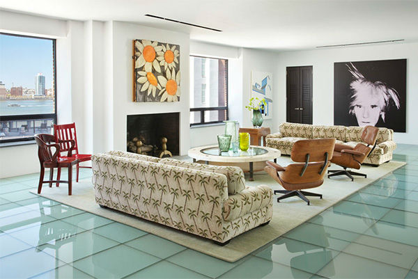"<div class=""meta image-caption""><div class=""origin-logo origin-image none""><span>none</span></div><span class=""caption-text"">Located at 165 Perry Street in Manhattan's West Village, the home features five bedrooms, four bathrooms, and a private seven-car garage. (Photo/Dolly Lenz Real Estate)</span></div>"