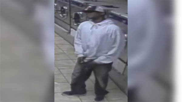 Port Richmond laudromat robbery suspect