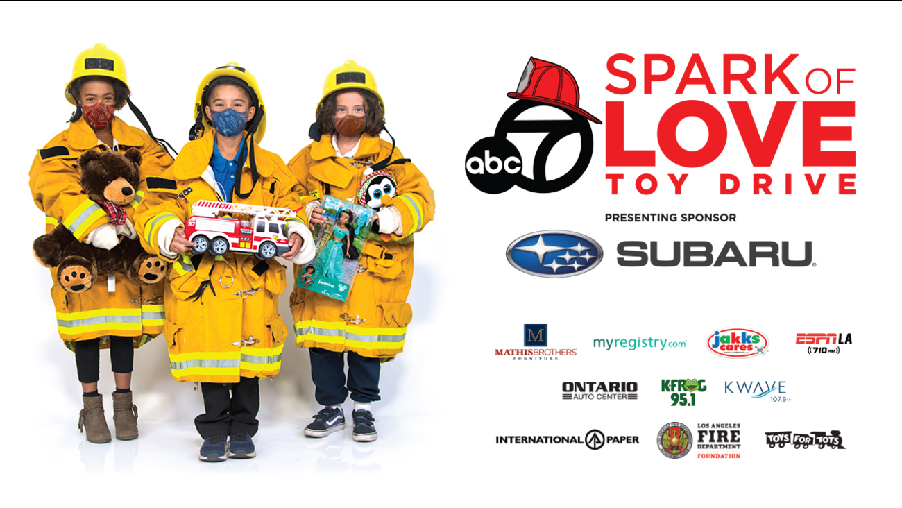 Mathis Brothers Christmas Toys 2020 Spark of Love Toy Drive 2020   You can help firefighers deliver