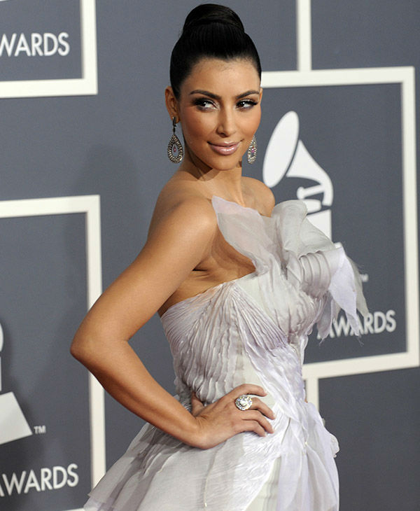 2009: PHOTOS: Kim Kardashian's Evolving Style Through The Years