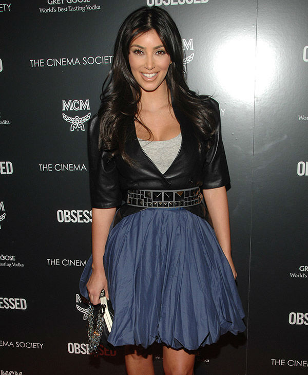 """<div class=""""meta image-caption""""><div class=""""origin-logo origin-image none""""><span>none</span></div><span class=""""caption-text"""">Kim Kardashian attends the Cinema Society premiere of """"Obsessed"""", in New York, on Thursday, April 23, 2009. (AP)</span></div>"""