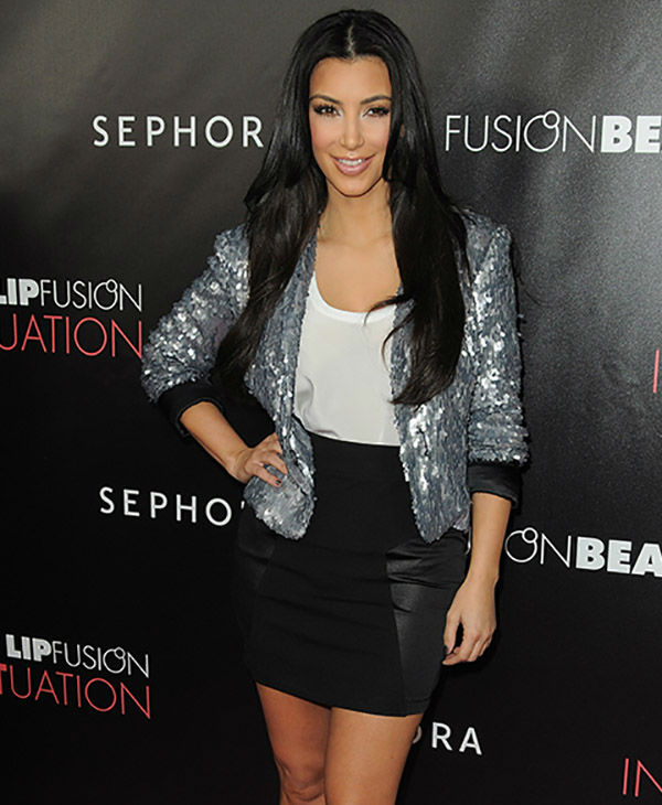 "<div class=""meta image-caption""><div class=""origin-logo origin-image none""><span>none</span></div><span class=""caption-text"">Kim Kardashian hosts FusionBeauty's new InFatuation lip gloss launch party at Sephora on October 13, 2009 in Hollywood, California. (AP)</span></div>"
