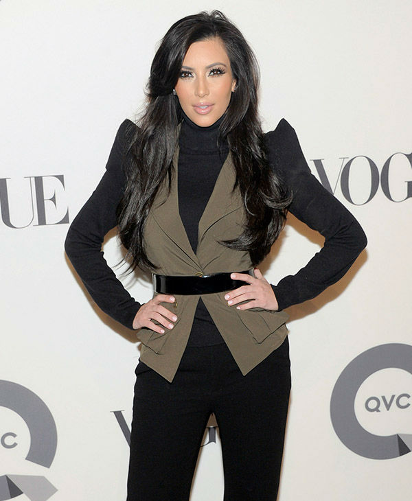 """<div class=""""meta image-caption""""><div class=""""origin-logo origin-image none""""><span>none</span></div><span class=""""caption-text"""">Kim Kardashian attends the QVC 25 To Watch party during Fashion Week on Friday, Feb. 11, 2011 in New York. (AP)</span></div>"""