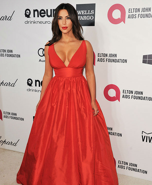 "<div class=""meta image-caption""><div class=""origin-logo origin-image none""><span>none</span></div><span class=""caption-text"">Kim Kardashian arrives at 2014 Elton John Oscar Viewing and After Party Mar. 2, 2014 in West Hollywood, Calif. (AP)</span></div>"