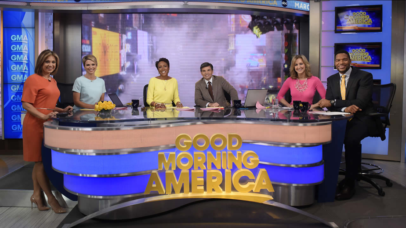 Watch Good Morning America on ABC7! - ABC7 San Francisco