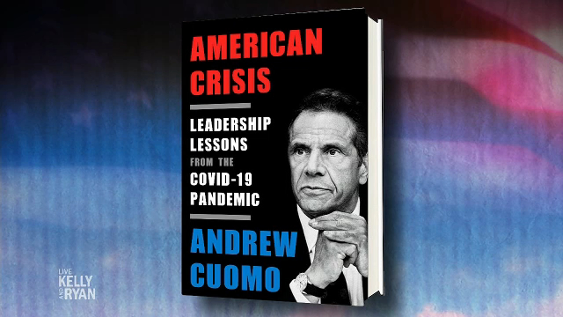 Image result for cuomo covid book