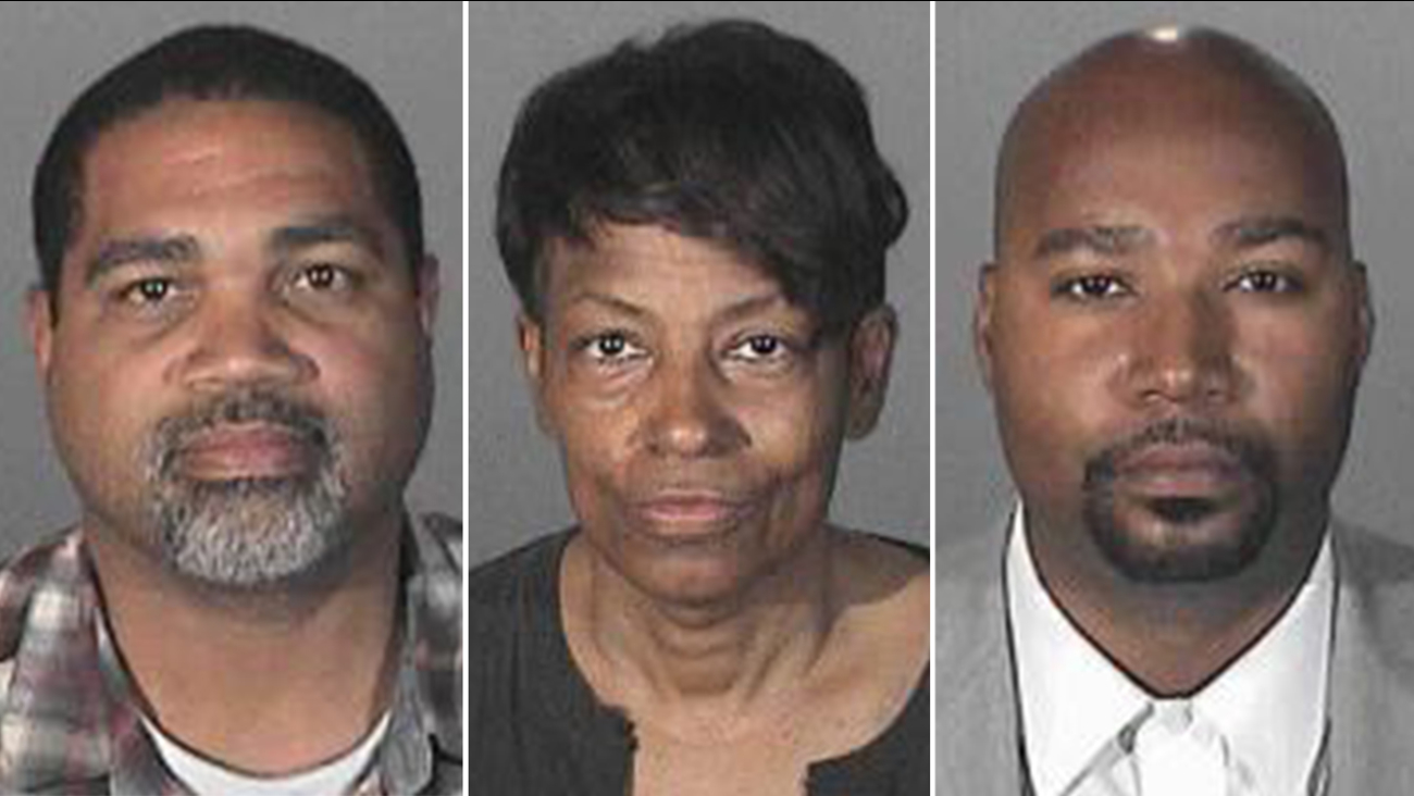 Image result for Kamala Harris Aide, 2 Others Arrested After Allegedly Running Fake Police Force in Santa Clarita