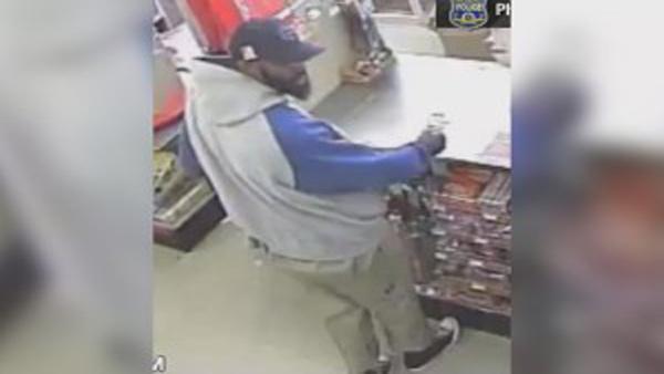 Suspect sought in Southwest Philadelphia Family Dollar robbery