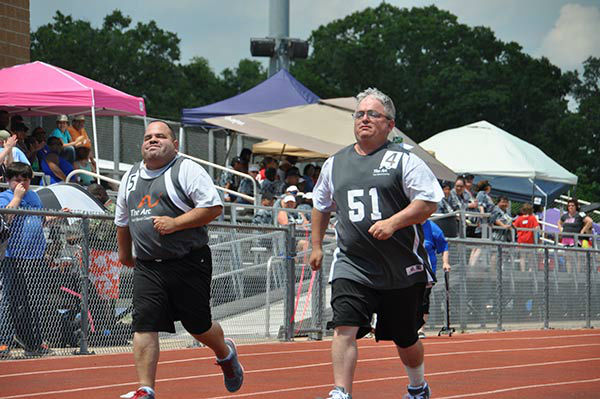 <div class='meta'><div class='origin-logo' data-origin='none'></div><span class='caption-text' data-credit='ABC13/Gina Larson'>Hundreds of athletes came out for the Special Olympics of Texas Area Spring Games</span></div>