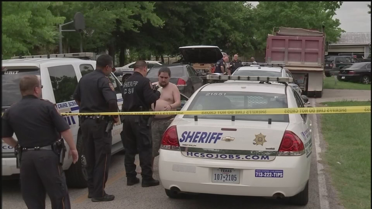 One killed in mysterious shooting in NW Harris County