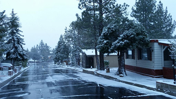 """<div class=""""meta image-caption""""><div class=""""origin-logo origin-image kabc""""><span>KABC</span></div><span class=""""caption-text"""">ABC7 viewer @GMcintire60 shared this photo on Twitter of snow in Big Bear on Friday, May 8, 2015. (Twitter.com/GMcintire60)</span></div>"""