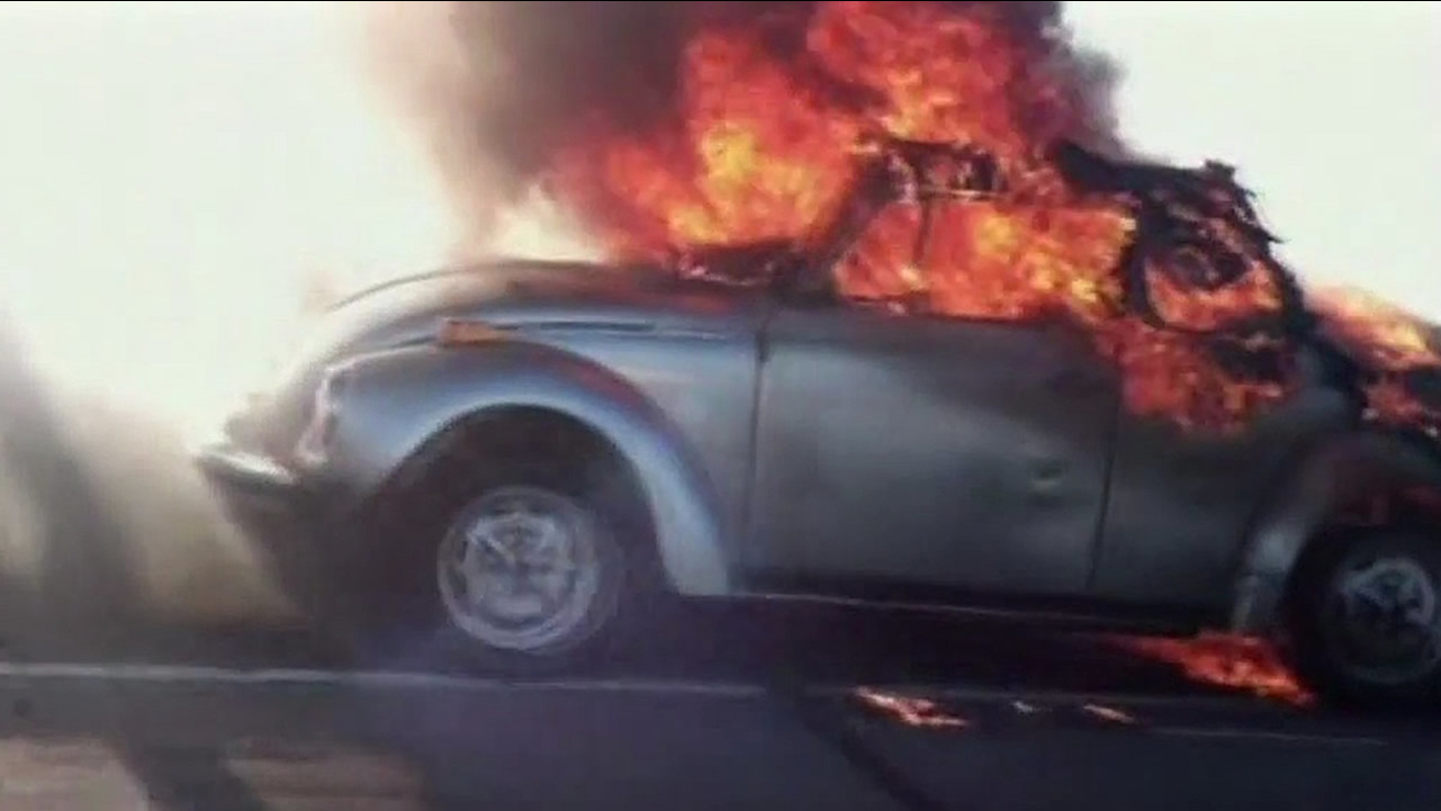 Michael Finney looks into unexplained car fires