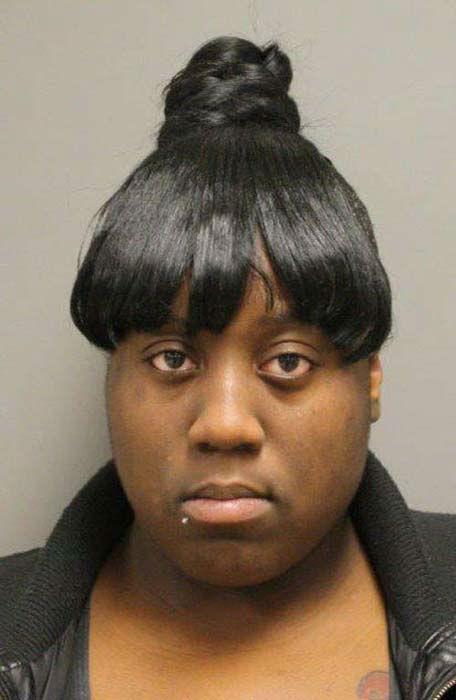 "<div class=""meta image-caption""><div class=""origin-logo origin-image none""><span>none</span></div><span class=""caption-text"">Tyshana Taylor, Black Female, DOB 09-03-91, 5'5""/250 lbs, Brown eyes/Black hair, Forgery (KTRK Photo/ Harris County Sheriff's Office)</span></div>"