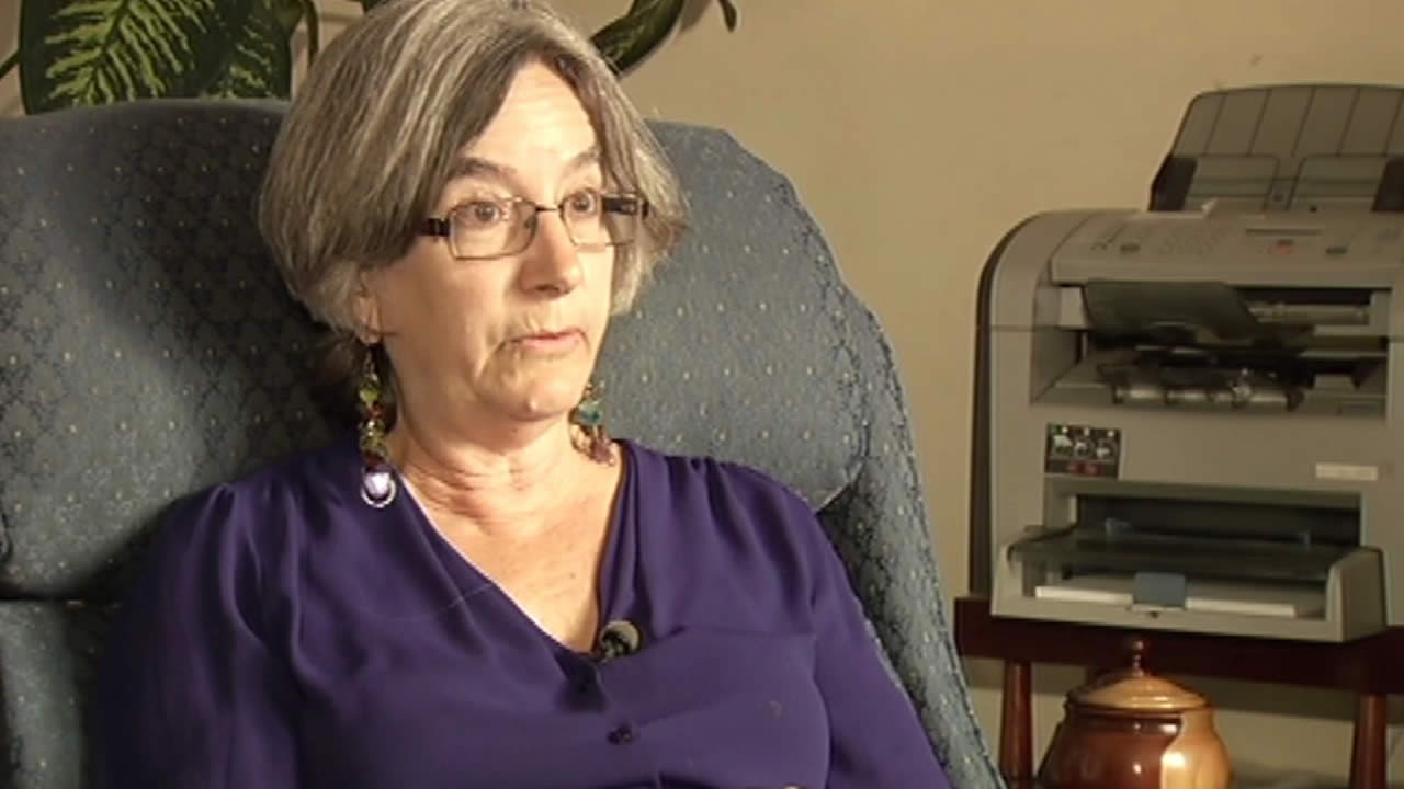 Bishop O'Dowd program director and teacher Kathleen Purcell