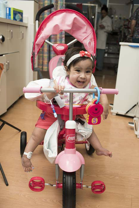 """<div class=""""meta image-caption""""><div class=""""origin-logo origin-image none""""><span>none</span></div><span class=""""caption-text"""">Knatalye Hope Mata and Adeline Faith, formerly conjoined twins, seen in Houston. The sisters were separated in a 26-hour surgery at Texas Children's Hospital. (Texas Children's Hospital)</span></div>"""