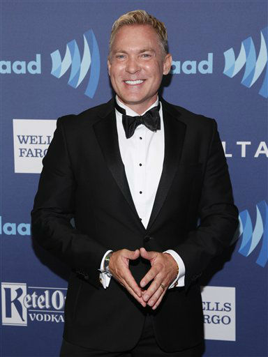 """<div class=""""meta image-caption""""><div class=""""origin-logo origin-image none""""><span>none</span></div><span class=""""caption-text"""">Sam Champion attends the 26th Annual GLAAD Media Awards at the Waldorf Astoria on Saturday, May 9, 2015, in New York. (Photo by Andy Kropa/Invision/AP) (Photo/Andy Kropa)</span></div>"""
