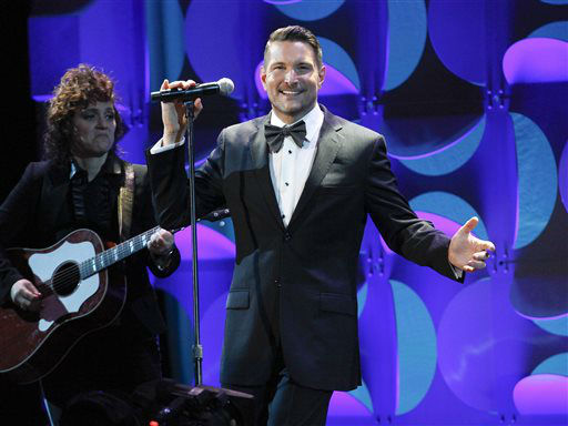 """<div class=""""meta image-caption""""><div class=""""origin-logo origin-image none""""><span>none</span></div><span class=""""caption-text"""">Ty Herndon performs at the 26th Annual GLAAD Media Awards at the Waldorf Astoria on Saturday, May 9, 2015, in New York. (Photo by Andy Kropa/Invision/AP) (Photo/Andy Kropa)</span></div>"""