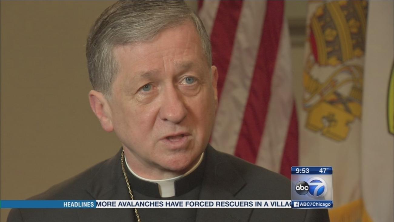 Newsviews: Archbishop Blase Cupich
