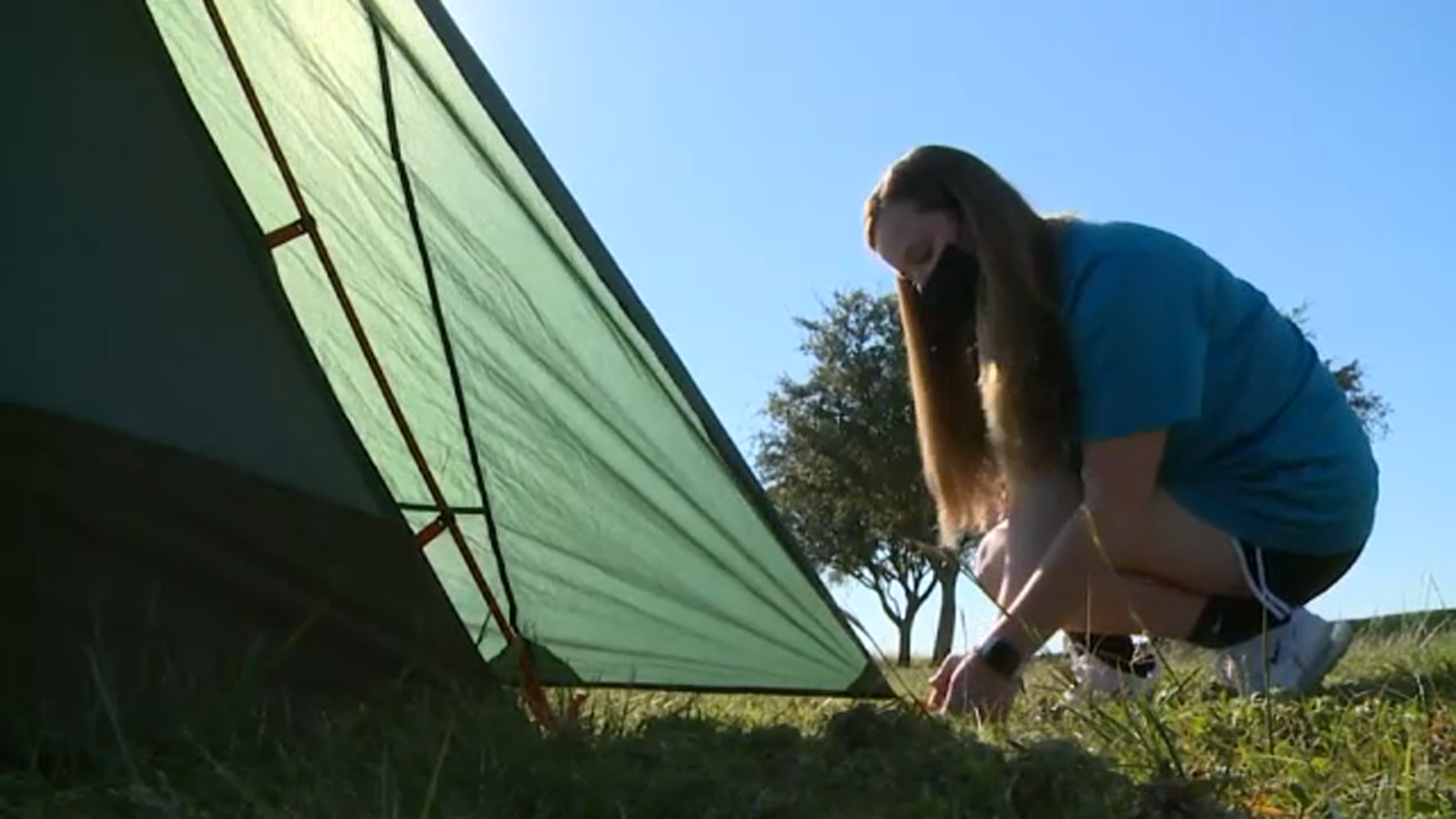 Dallas teen joins nearly 800 other girls in becoming first female Eagle Scouts
