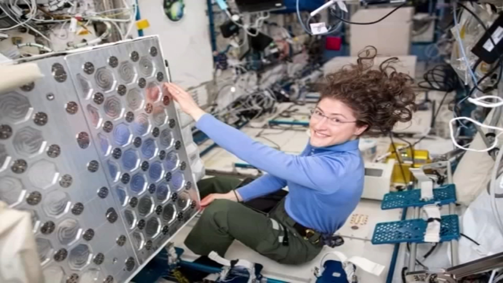 NASA astronaut, NCSU alum Christina Koch reflects on historic all-female spacewalk one year later