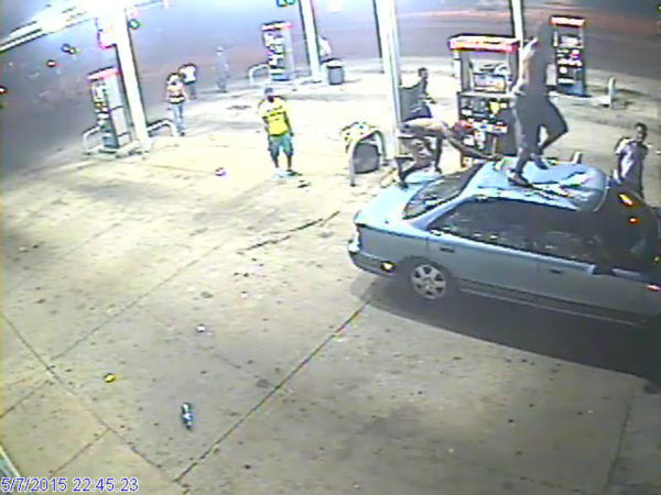 """<div class=""""meta image-caption""""><div class=""""origin-logo origin-image none""""><span>none</span></div><span class=""""caption-text"""">Police in Gary are searching for a group of teens who attacked and robbed a gas station clerk.</span></div>"""