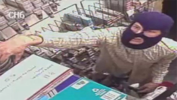 Suspect sought in Port Richmond salon burglary