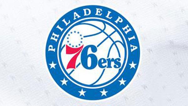 Philadelphia 76ers reveal new, updated logo