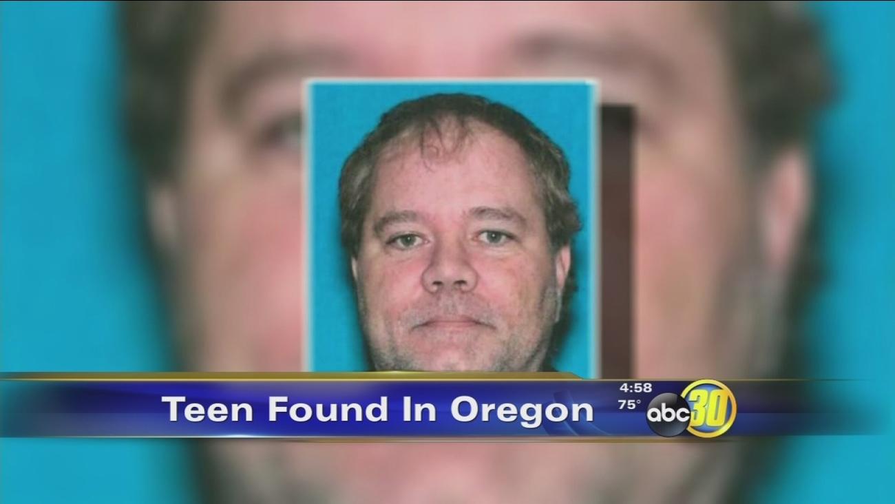 Missing Sanger girl found at a restaurant in Oregon