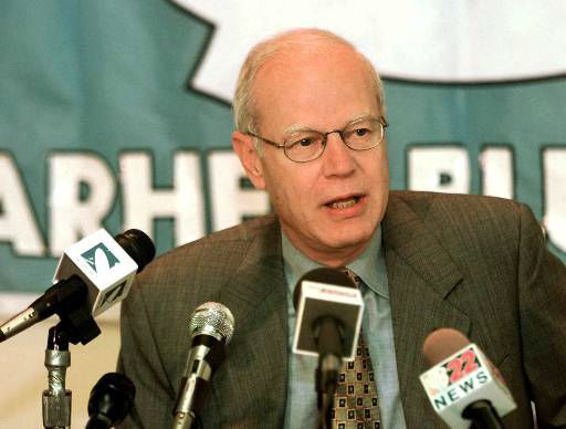 "<div class=""meta image-caption""><div class=""origin-logo origin-image none""><span>none</span></div><span class=""caption-text"">UNC basketball coach Bill Guthridge answers questions from reporters  Oct, 17, 1999. (AP Photo/Grant Halverson)</span></div>"
