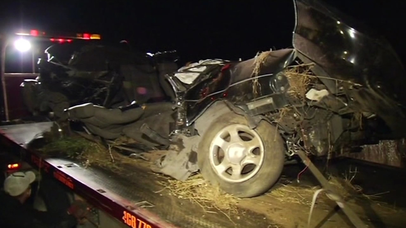 Gilroy community mourns 4 passengers killed in Gilroy car