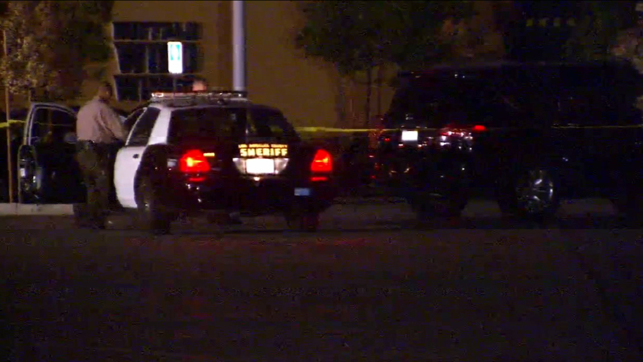 A 28-year-old man was killed in a hit-and-run in the 20700 block of Avalon Boulevard in Carson Tuesday, May 12, 2015.
