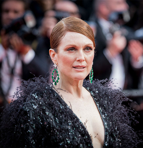 "<div class=""meta image-caption""><div class=""origin-logo origin-image none""><span>none</span></div><span class=""caption-text"">Julianne Moore arrives for the opening ceremony and screening of the film La Tete en Haut (Standing Tall) at the Cannes 68th international film festival in France May 13, 2015. (Photo/AP)</span></div>"