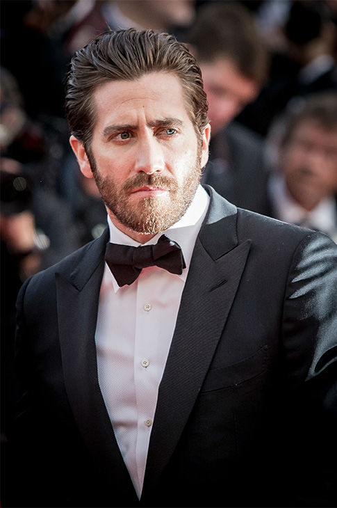 "<div class=""meta image-caption""><div class=""origin-logo origin-image none""><span>none</span></div><span class=""caption-text"">Jake Gyllenhaal arrives for the opening ceremony and screening of the film La Tete en Haut (Standing Tall) at the Cannes 68th international film festival in France May 13, 2015. (Photo/AP)</span></div>"
