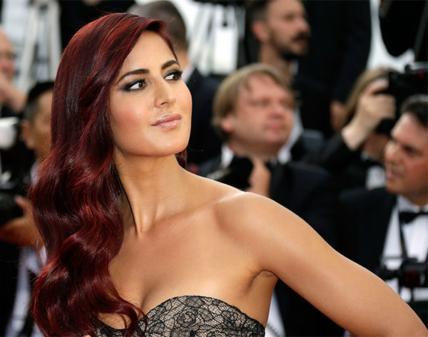 """<div class=""""meta image-caption""""><div class=""""origin-logo origin-image none""""><span>none</span></div><span class=""""caption-text"""">Katrina Kaif arrives for the opening ceremony and screening of the film La Tete en Haut (Standing Tall) at the Cannes 68th international film festival in France May 13, 2015. (Photo/AP)</span></div>"""