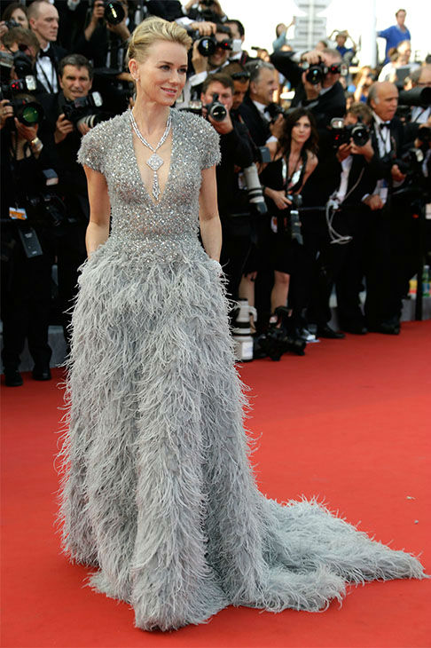 """<div class=""""meta image-caption""""><div class=""""origin-logo origin-image none""""><span>none</span></div><span class=""""caption-text"""">Naomi Watts arrives for the opening ceremony and screening of the film La Tete en Haut (Standing Tall) at the Cannes 68th international film festival in France May 13, 2015. (Photo/AP)</span></div>"""