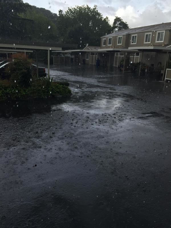 """<div class=""""meta image-caption""""><div class=""""origin-logo origin-image none""""><span>none</span></div><span class=""""caption-text"""">The rain poured down in Novato, Calif. on May 14, 2015. (Photo submitted by Paul W./Twitter)</span></div>"""